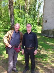 Gauthier Louppe et Guy Denis