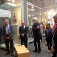 Ph. Greisch, J. Bestgen, J. Morette, P. Matthieu