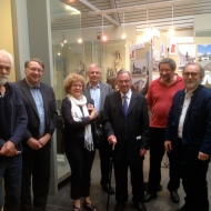 J. Morette, J.M. Yante, M. Garant, Ph. Greisch, J. Bestgen, P.Matthieu, Cl. Feltz