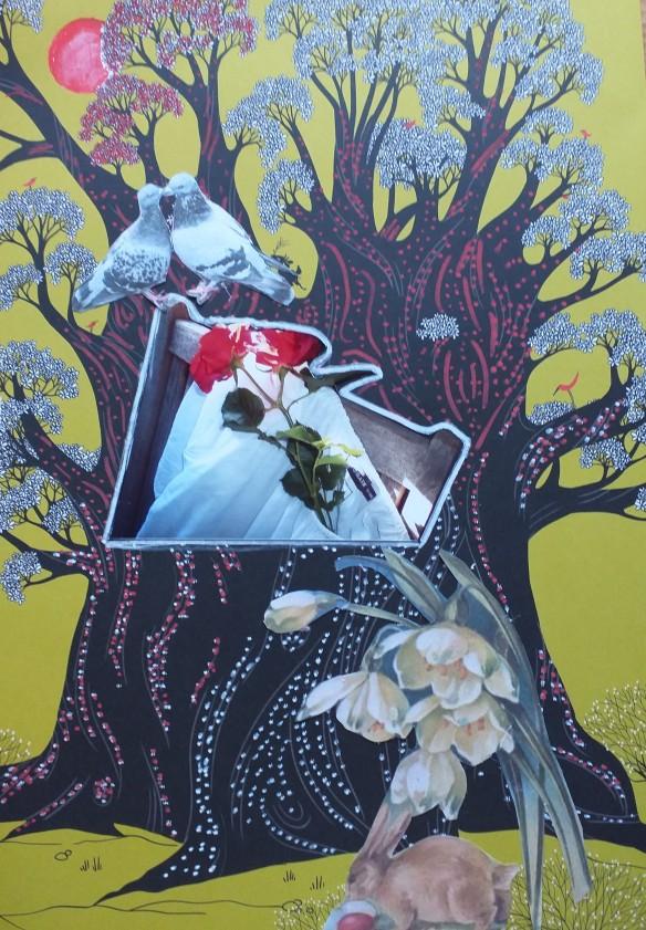 Annemarie Trekker - Arbre de vie 4